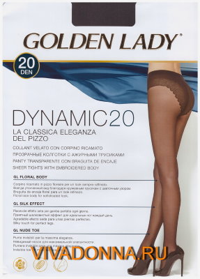 Колготки Golden Lady Dinamic 20