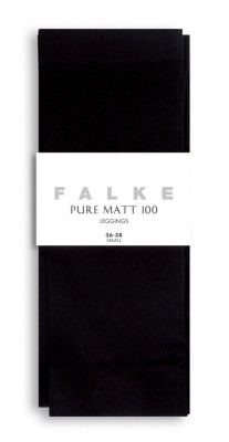 Леггинсы Falke Pure Matt 100 Leggings art. 40111