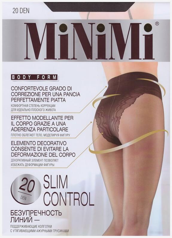 4dd94405bde Колготки Minimi Slim Control 20 купить недорого в интернет магазине