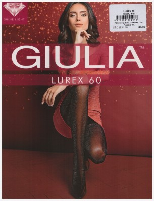 Колготки Giulia Lurex 60 model 1