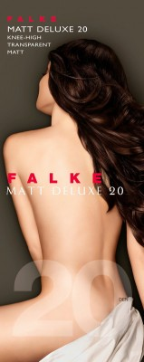 Гольфы Falke Matt Deluxe 20 knee-high art. 41720