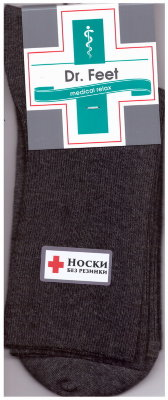 Носки Dr. Feet 15DF6 cotton medical