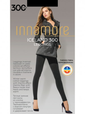 Леггинсы INNAMORE ICELAND 300 leggings