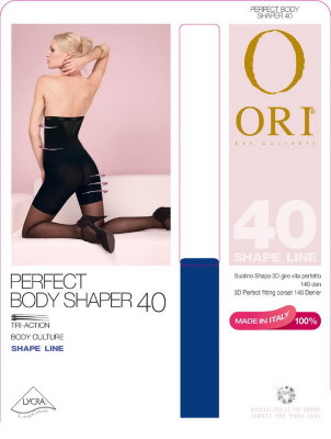 Колготки Ori Perfect Body Shaper 40