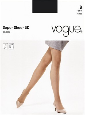 Колготки Vogue Super Sheer 8 3D