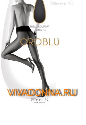 Колготки Oroblu Different 40
