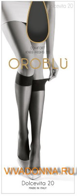 Гольфы Oroblu DOLCEVITA 20 knee-high