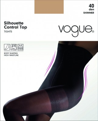 Колготки Vogue Silhouette Control Top 40