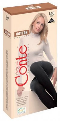 Колготки Conte elegant COTTON 150