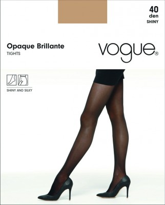 Колготки Vogue  Opaque Brilliante 40