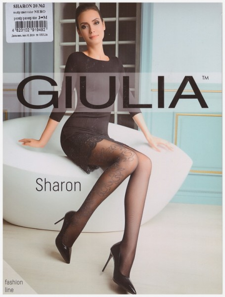 Колготки Giulia Sharon 20 model 2