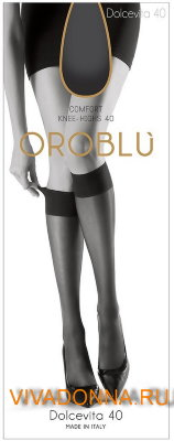 Гольфы Oroblu DOLCEVITA 40 knee-high