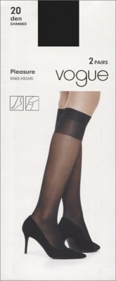 Гольфы Vogue  Pleasure 20 knee-highs, 2 pairs