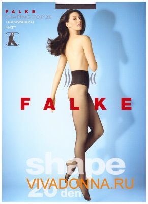 Колготки Falke Shaping Top 20 art. 40511