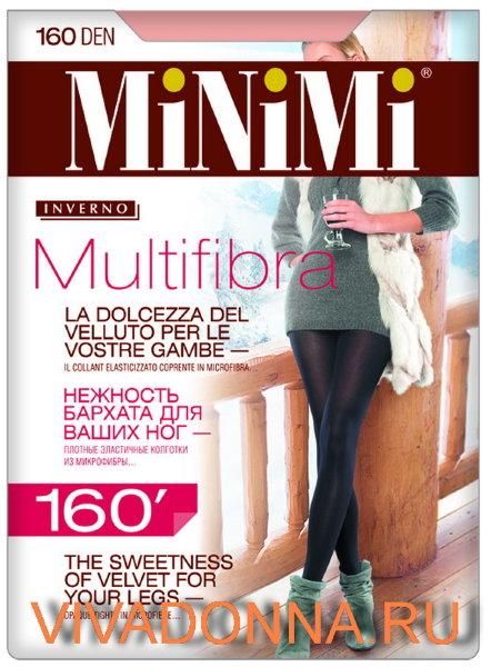 Колготки Minimi Multifibra 160 купить в интернет-магазине Вива Донна 63c3f410028