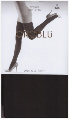 Колготки Oroblu Warm Soft 100