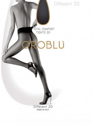 Колготки OROBLU DIFFERENT 20