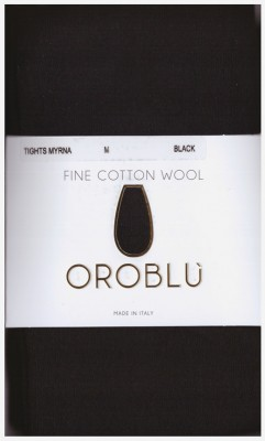 Колготки Oroblu Myrna fine cotton wool